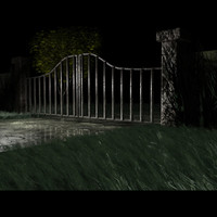 lightwave nightmare scene