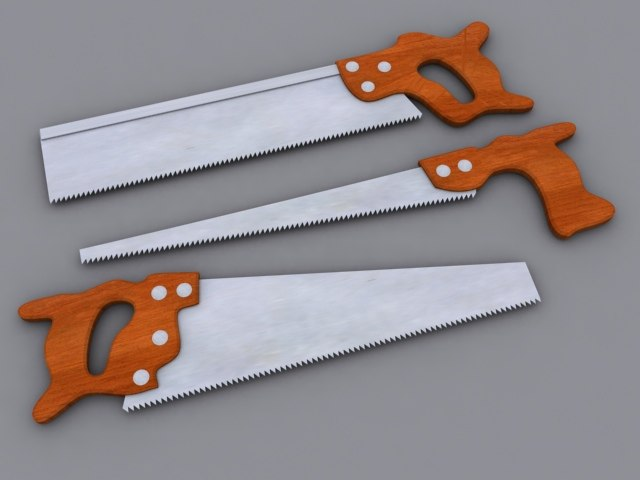 saws metal 3ds