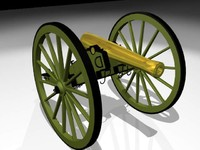 3d model civil war