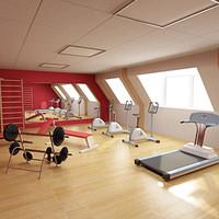Medium Gym