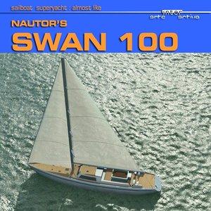nautors swan 3d model