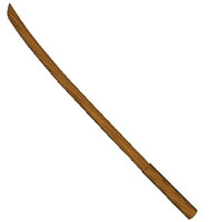free max mode wooden bokken sword