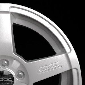 oz racing record wheel 3d model