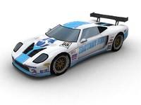 GTM Sportscar - Game Ready