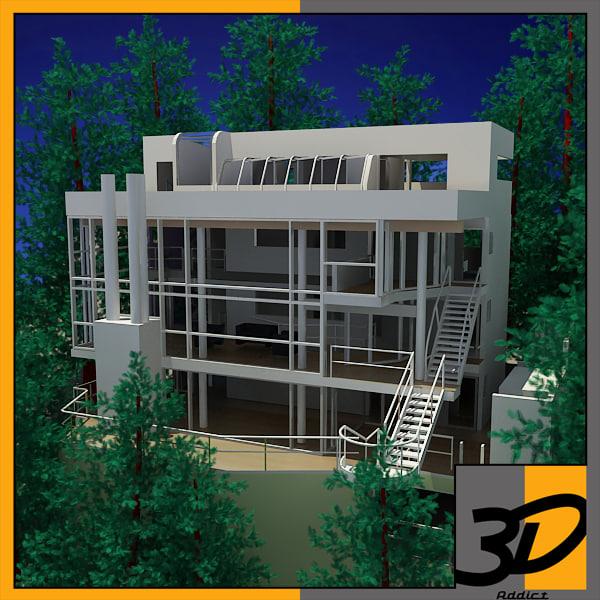 3ds douglas house