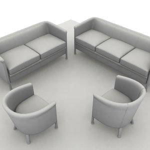 sofa club composition max