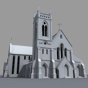 church 3ds