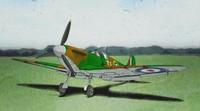 spitfire pilot comic max