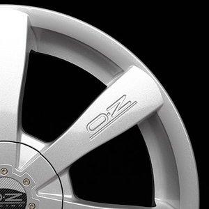 oz racing titan 3d model
