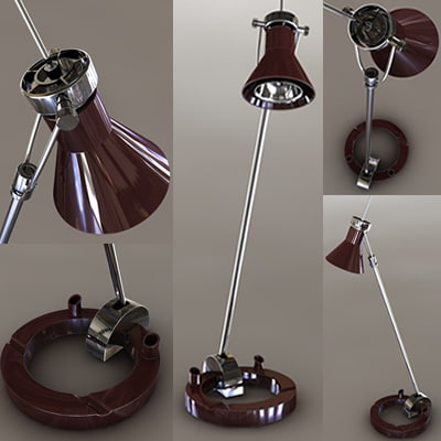 cinema4d lamp
