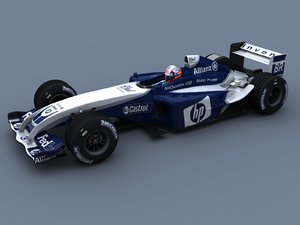 3d model williams fw26