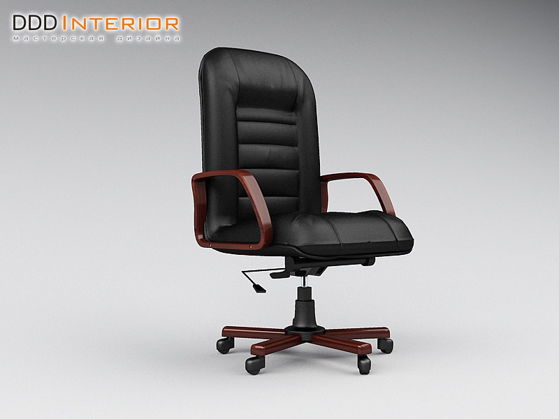 zorba extra boss easy chair 3d max