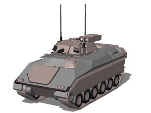 m-3 bradley tank 3ds