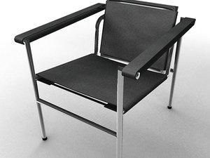 maya lc1 armchair