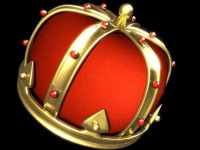 3d model of crown royal