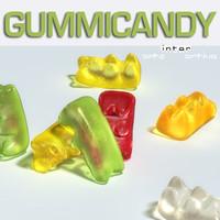Gummicandy