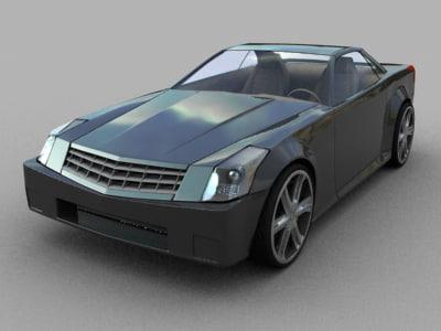 maya cadillac xlr 2006 convertible