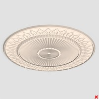 Ceiling medallion003_max.ZIP