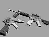 m4a3middlepoly.3ds