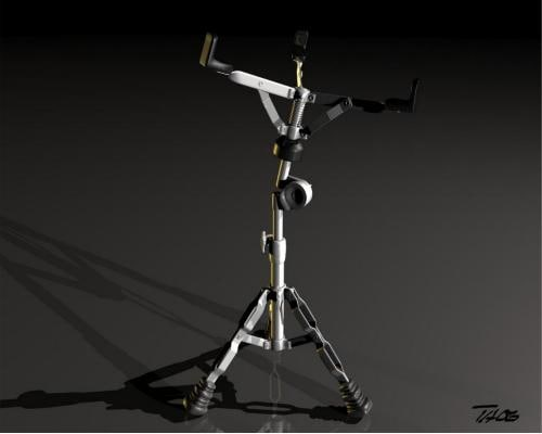 3d snare stand