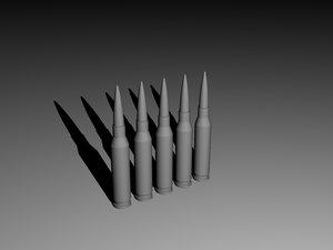 free max model bullet cartridge