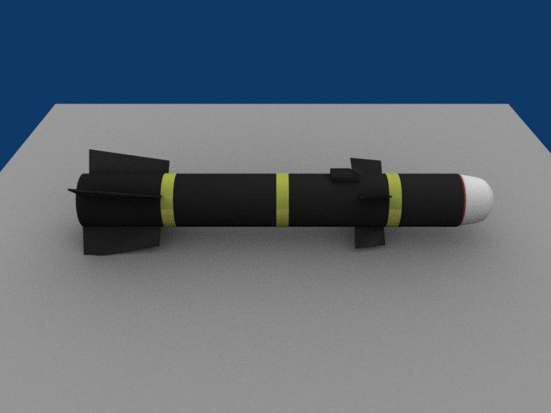 free blend model missile