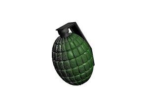 grenade bomb max