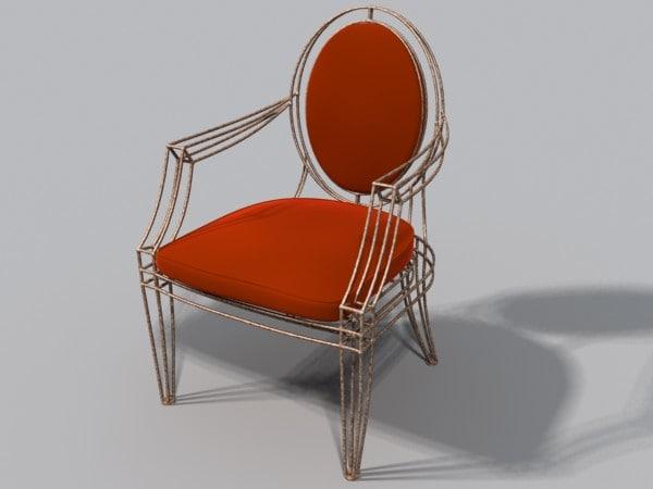 casimidy armchair max