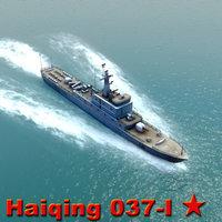haiqing 037-i 3d model