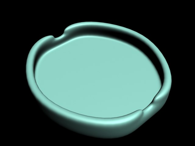 free max mode ashtray 2
