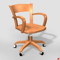 Armchair swivel016_max.ZIP
