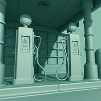 Vintage_Gas_Station.3DS