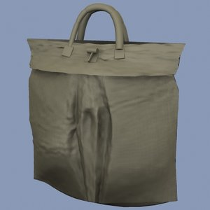 bag duffle 3d model