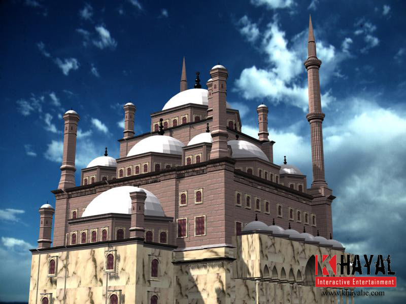 mohamed ali mosque max