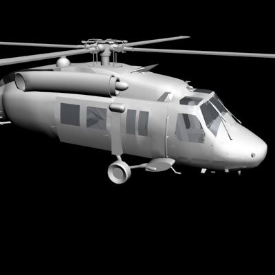3d uh-60 blackhawk