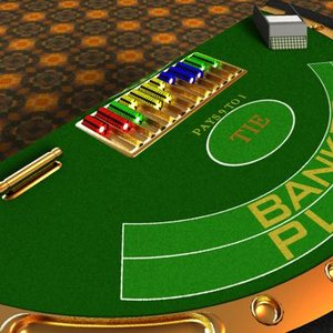 3ds baccarat table