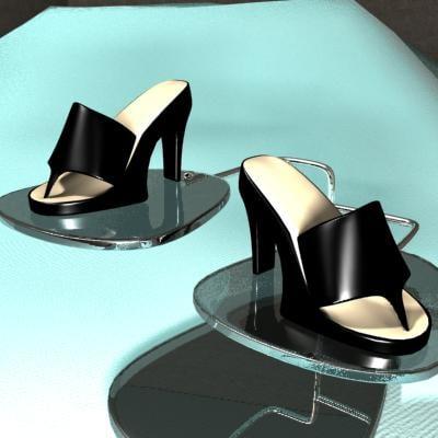 womans shoe max