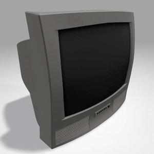 television set 3d 3ds