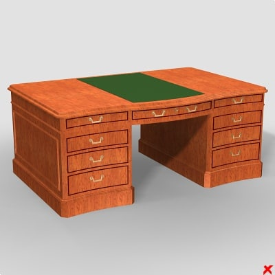 3ds max writing table