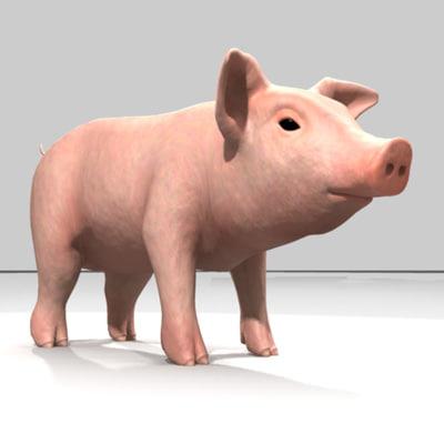 obj pig