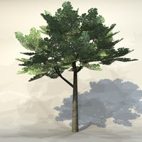 3ds max summer trees