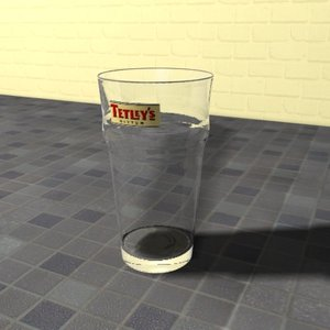 3ds max pint glass classic