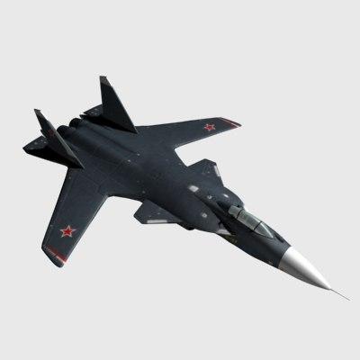 3d s-37 model