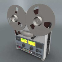 Studio Tape Recorder