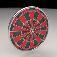 3ds dart board
