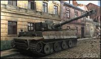 Tiger IV scene