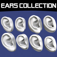 Human Ears Collection
