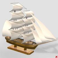 Ship model006_max.ZIP