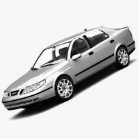 Saab 9-5 Sedan 2005