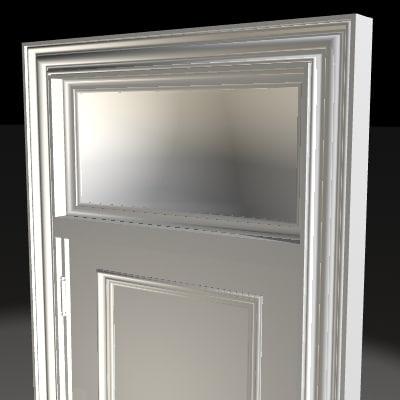 3d door molding